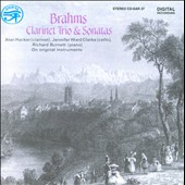 Brahms: Clarinet Trio & Sonatas