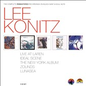 Lee Konitz: The Complete Remastered Recordings [Remastered] [Box]
