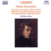 Chopin: Piano Favorites / Idil Biret