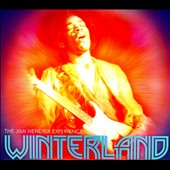 Jimi Hendrix/The Jimi Hendrix Experience: Winterland [Highlights] [Digipak]