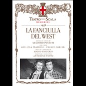 Puccini: La Fanciulla Del West (1956) / Gigliola Frazzoni, Franco Corelli [CD+Book]