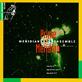 Prime Meridian / Meridian Arts Ensemble