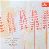 Morava: String Quartets by Pavel Fischer and Iva Bittova / Skampa Quartet