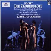 Mozart: Die Zauberfl&ouml;te / Gardiner, Oelze, Schade, Sieden