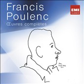 Francis Poulenc: Complete works - 50th Anniversary Edition [20 CDs]