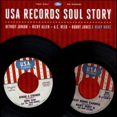 Various Artists: The USA Records Soul Story