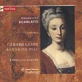 Scarlatti: Cantatas Vol 2 / Piau, Lesne, Seminario Musicale
