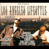 Various Artists: Los Angeles County Lifestyle [Box] [PA]