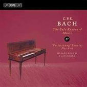 C.P.E. Bach: The Solo Keyboard Music, Vol. 27 / Miklos Spanyi, clavichord