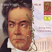 Complete Beethoven Edition Vol 10 - String Trios