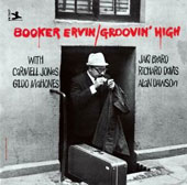 Booker Ervin: Groovin' High