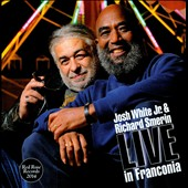 Josh White, Jr./Richard Smerin: Live in Franconia