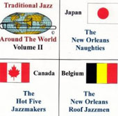 Various Artists: Traditional Jazz Around the World, Vol. 2
