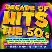 Various Artists: Decade of Hits: the 50's [9/9]