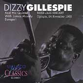 Dizzy Gillespie/James Moody (Sax): 1965