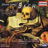 J.L. Bach: Trauermusik / Z&#225;dori, Norin, de Mey, Max, et al