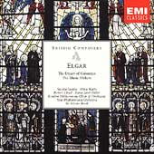 British Composers - Elgar: The Music Makers, etc / Boult