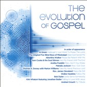 Various Artists: The  Evolution of Gospel