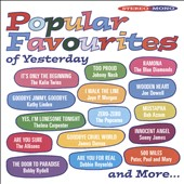 Various Artists: Popular Favourites of Yesterday