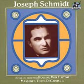 Rossini, Flotow, Massenet, et al: Songs, Arias / J. Schmidt