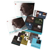 Harnoncourt - The Complete Sony Recordings; Works by Haydn, Mozart, Bach and more / Nikolaus Harnoncourt, various artists [61 CDs + 3 DVDs]