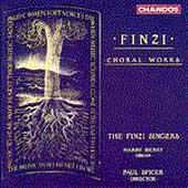 Finzi: Choral Works / Spicer, Bickert, The Finzi Singers