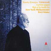 Rimsky-Korsakov: Scheherazade, etc / Kurt Masur, New York PO