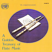 A Golden Treasury of Flute Music / Beznosiuk, Ikeda, et al