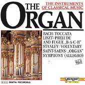 The Instruments of Classical Music Vol 8 - The Organ