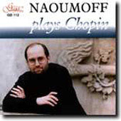 Naoumoff plays Chopin