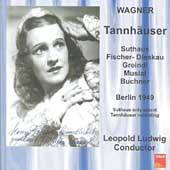 Wagner: Tanhauser / Rother, Fischer-Dieskau, Suthaus, et al