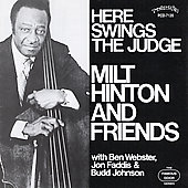Milt Hinton: Here Swings the Judge