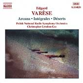 Var&egrave;se: Arcana, Octandre, etc / Lyndon-Gee, Castets, et al