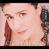 Dreams and Fables - Gluck: Italian Opera Arias / Bartoli