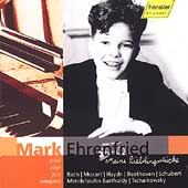 Mark Ehrenfried plays Bach, Mozart, Haydn, Beethoven et al