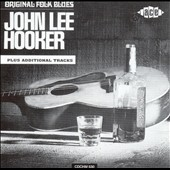 John Lee Hooker: Original Folk Blues of John Lee Hooker