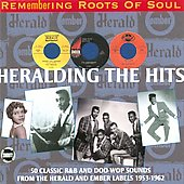 Various Artists: Remembering Roots of Soul, Vol. 1: Heralding The Hits