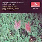 Villa-Lobos: Momo Precoce and Solo Piano Works / Fernandez