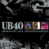 UB40: Labour of Love I, II & III: The Platinum Collection [Box]