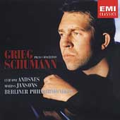 Grieg, Schumann: Piano Concertos / Andsnes, Jansons, et al