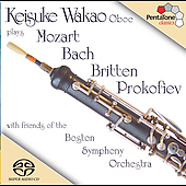 Keisuke Wakao plays Mozart, et al / Friends of the Boston SO