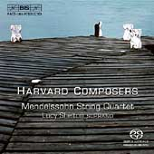 Harvard Composers / Sheldon, Mendelssohn String Quartet