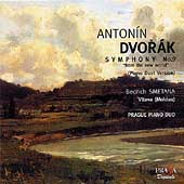 Dvorak: Symphony no 9 / Prague Piano Duo
