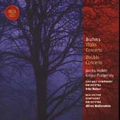 Classic LIbrary - Brahms: Concertos, etc / Heifetz, et al