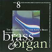 The Best of Brass & Organ / Zimmerman, et al