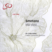 Smetana: M&aacute; Vlast / Davis, London SO