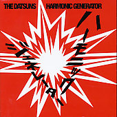 The Datsuns: Harmonic Generator EP