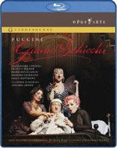 Puccini: Gianni Schicchi / Jurowski/London PO [Blu-Ray]