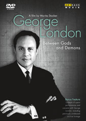 George London: Between Gods & Demons / A Film by Marita Stocker [DVD]