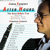 James Campbell (Clarinet): After Hours